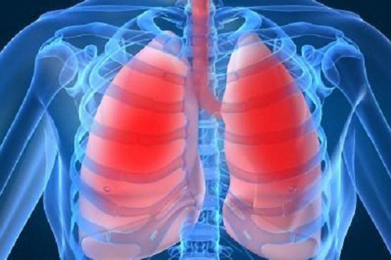 افزایش حجم تنفس
